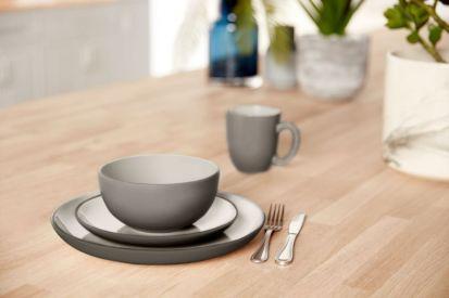 Amalfi Mug Grey