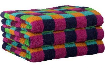 Cawo Lifestyle Karo Fashion - Hand Towel