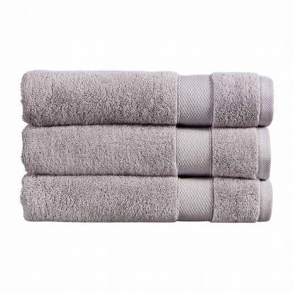 Christy Refresh Bath Sheet - Dove Grey