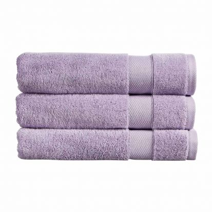 Christy Refresh Bath Sheet - Lilac