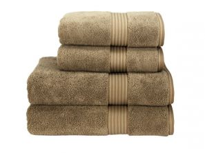 Christy Supreme Hygro Bath Towel - Mocha