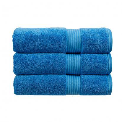 Christy Supreme Hygro Hand Towel - Cadet Blue