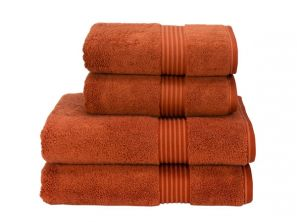 Christy Supreme Hygro Hand Towel - Paprika