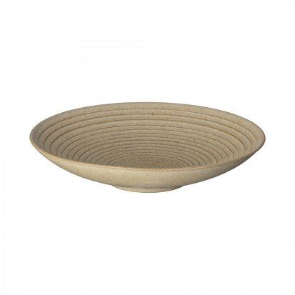 Denby Studio Craft Birch Medium Ridged Bowl