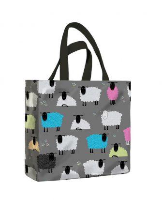Ewe Beauty PVC Mini Gusset Bag