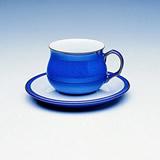 Denby Imperial Blue Tea Saucer