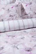 Bianca Arctic Poppy Blush Duvet Cover Set - Superking 3
