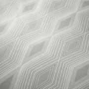 Bianca Cottonsoft Ziggurat Grey Duvet Cover Set - King 3