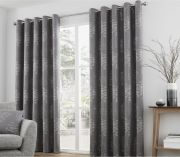 Curtina Elmwood Readymade Eyelet Curtains 90