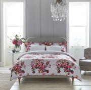 Dorma Roses Pink Duvet Cover - Double