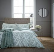 Fable Aviary Celadon Duvet Cover Set - Double