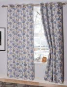 Floriana Readymade Interlined Eyelet Curtains 132