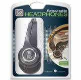 Go Travel Folding Headphones
