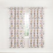 Helena Springfield Liv Blush Lined Curtains