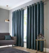 Studio G Catalonia Ocean Readymade Curtains 90